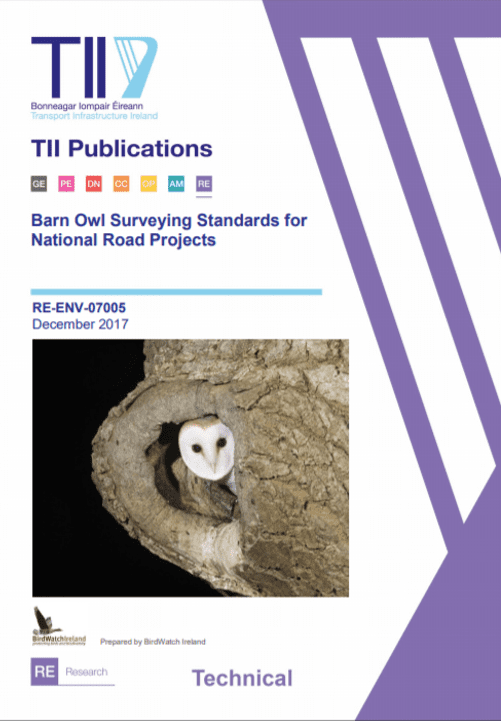 Barn-Owl-Surveying-Standards-for-National-Road-Projects-Cover