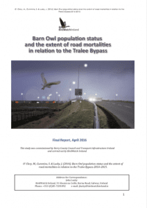 Barn-Owl-Tralee-Bypass-Final-Report-2016-Cover