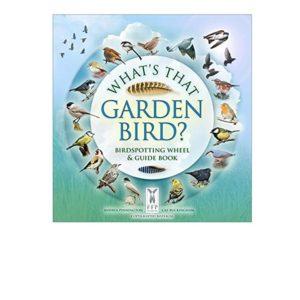 Whats that Garden bird